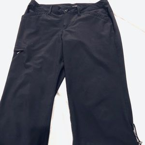 EDDIE BAUER Capri Hiking Pants size 8